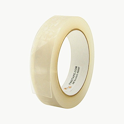 3M 4658F/CLR127 Scotch 4658F Double Coated Removable Foam Tape: 1