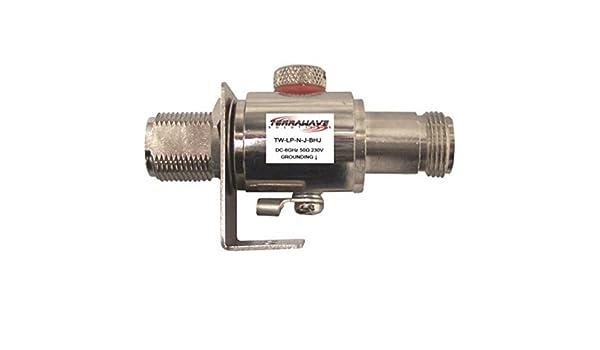 TerraWave Lightning Arrestor 0-6 GHz NJ-NBHJ