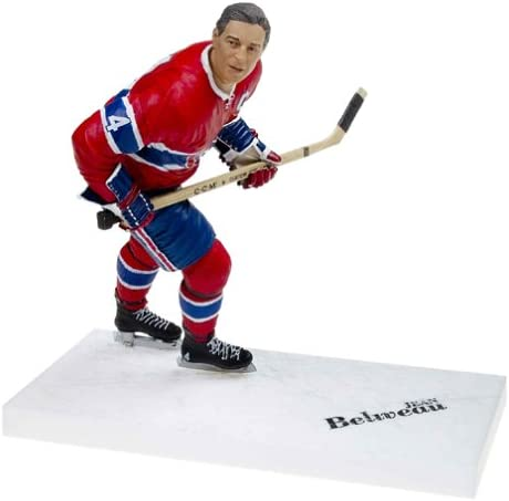 B00065IRWM McFarlane Toys NHL Sports Picks Legends Series 2 Action Figure Jean Beliveau ... 41ZFBJKXB1L