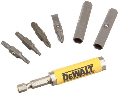 (DEWALT DW2336 7 Piece 6-in-1 Flip and Switch Driver System)