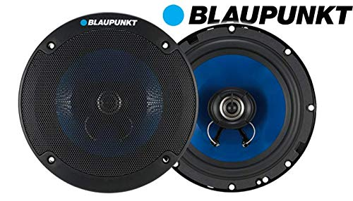 Altavoces de Coche BLAUPUNKT ICX662 6.6 165mm 250W