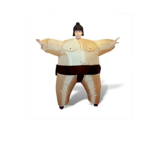 5060113896780 ean thumbs up costume de sumo gonflable. Black Bedroom Furniture Sets. Home Design Ideas
