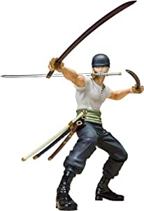 Bandai - Figurine One Piece - Roronoa Zoro battle version 14cm - 4543112756237
