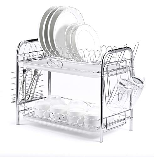 Glotoch Utensil Drainer Kitchen Counter product image