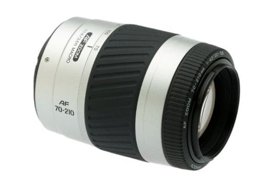 Konica Minolta 70-210mm f/4.5-5.6 II Zoom Lens for Maxxum Series SLR Cameras (Silver)