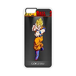 Goku Dragon Ball Z Anime iPhone 6 4.7 Inch Cell Phone Case White Gift pjz003_3350489