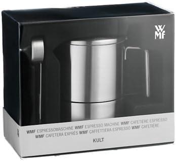 WMF 0631009999 Cafetera expreso Kult F ¿R 4 tazas + kaffeema ¿L ...