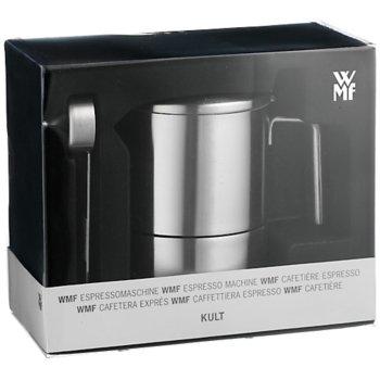 WMF 0631009999 Cafetera expreso Kult F ¿R 4 tazas + kaffeema ...
