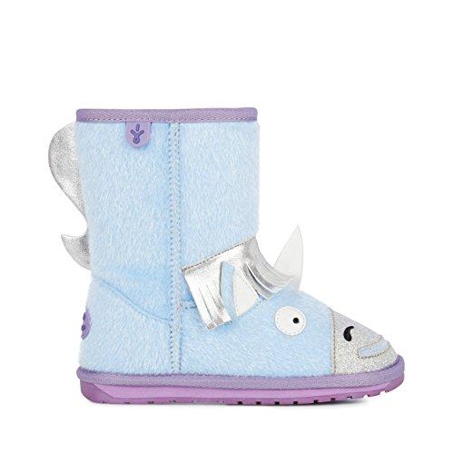 EMU Australia Kids Unicorn Deluxe Wool Boots Size 12