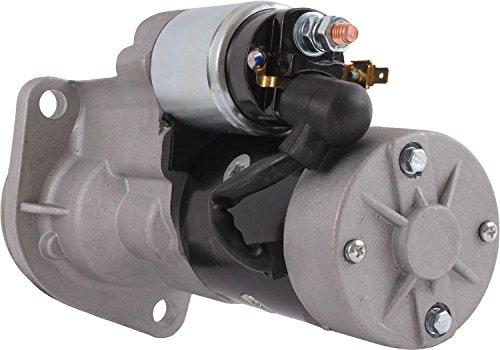 DB Electrical SHI0184 New Starter For Samsung Excavator Se50-3 Se50 With Yanmar 4Tne94 Diesel Eng IS1321 112676 S13-204 410-44019 YM129900-77010 2-2758-HI 129900-77010 STR-6016 MS449 18491 MS449