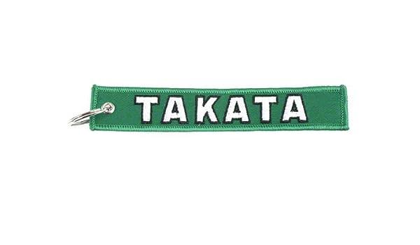 Takata Racing Go para verde clave correa 990209: Amazon.es ...