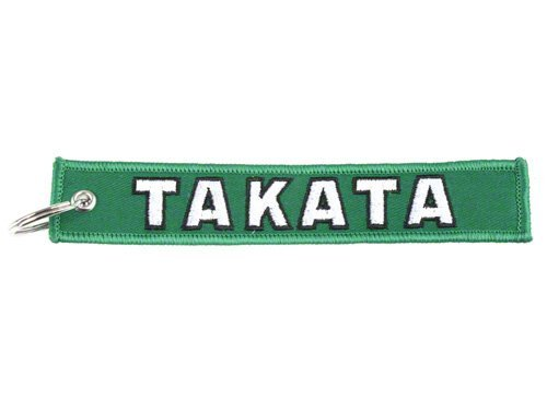 Used, Takata Racing Go for Green Key Strap 990209 for sale  Delivered anywhere in Canada