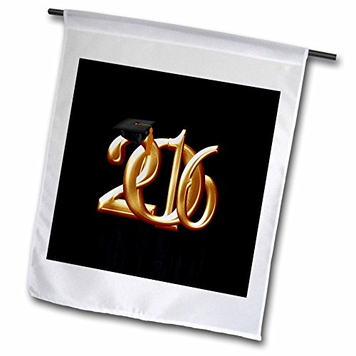 Beverly Turner Graduation Design - Gold Intertwining 2016...