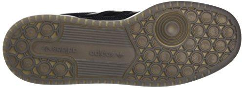adidas Herren Veritas Lo Sneakers, Schwarz (Core Black/Core Black/Ftwr White), 39 1/3 EU
