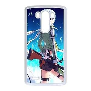 LG G3 phone case White Sword Art Online CHR4581871