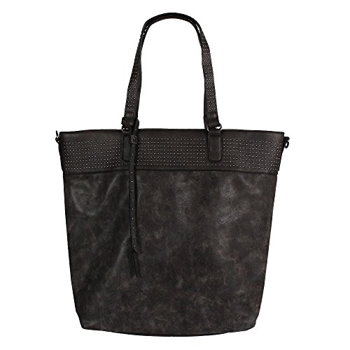 Suri Frey Pearl XL City Shopper borsa marrone