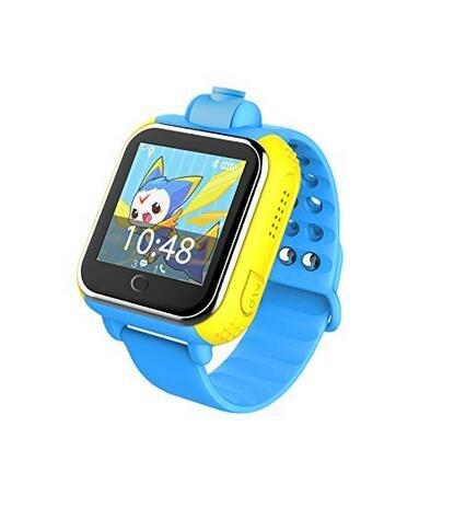 Q730 niños reloj inteligente reloj GPS 3 G GPRS localizador Tracker anti-lost bebé Smartwatch para IOS Android: Amazon.es: Electrónica