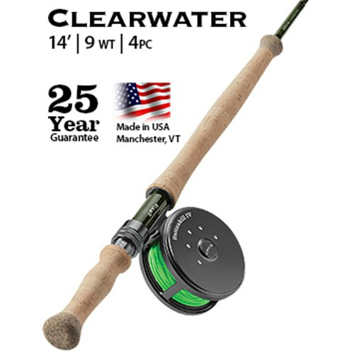Orvis Clearwater 9-weight, 14' 0