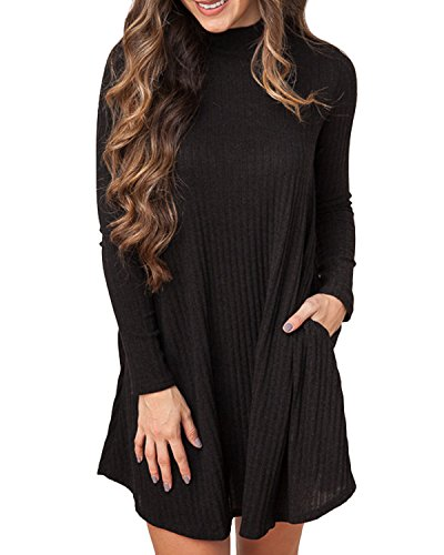 knit a sweater dress - 8