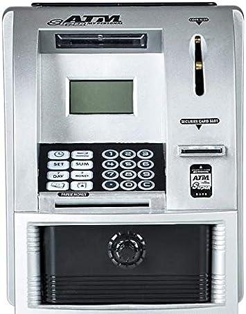 Amazon.com: My Personal ATM Rinco, alcancía cajero ...