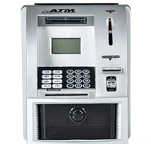 Rhode Island Novelty My Personal ATM Money / Coin Bank Machine with Digital Display ()