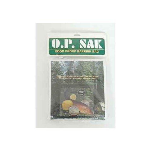 Opsak Odor Proof Barrier Bags 12 x 20 3 pack