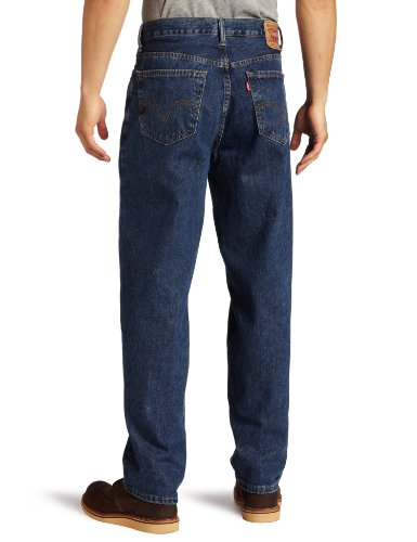 Levi's Men's 560 Comfort Fit Jean Dark Stonewash