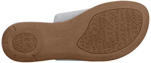 Flat Sandal Sølv Kvinners Xoxo Brecken TxqFUf