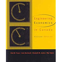 Engineering Economics in Canada (2nd Edition)