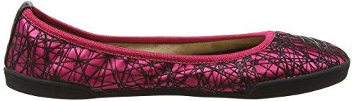 Butterfly Twists Izzie - Bailarinas Mujer Rosa - (Raspberry)