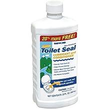 Thetford RV Toilet Seal Lube & Conditioner 36663, 24 oz. Bottle