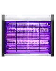 Elektrische insectenverdelger vliegenval met uv-licht muggenlamp muggenkiller insectenlamp geen giftige chemicaliën voor binnen en slaapkamer (Size : 2W)