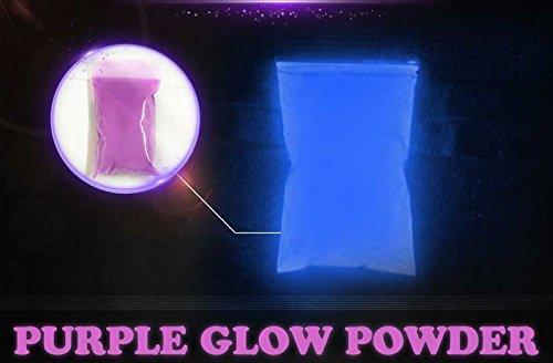 Purple Triple Glow Powder by Glonation