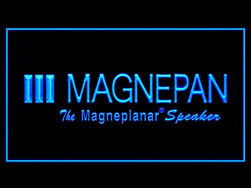 Photo Magnepan Home Theater Speakers Led Light Sign