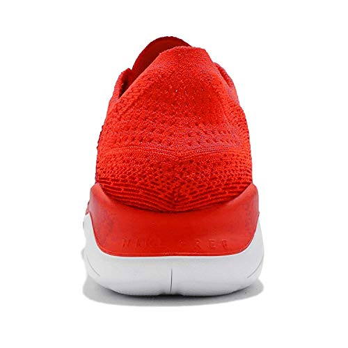 Crimson Laufschuh white Da 2018 Flyknit University Red bright Nike Run Running Free Uomo Scarpe AdOCOFBxwq