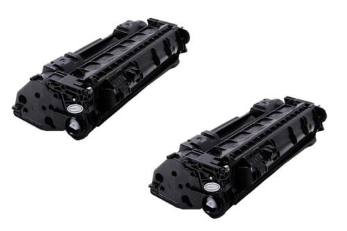 A PLUS Compatible 2 Black Q7553X 53X Q5949X Toner Cartridge for HP LaserJet P2010 P2014 P2015 P2015d P2015dn P2015n P2015x M2727MFP (Apple Compatible Laser Toner Cartridge)