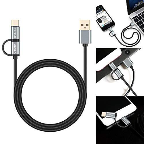 Chainscroll QI Transmisor de Cargador inal/ámbrico para tel/éfono m/óvil multifunci/ón Accesorios