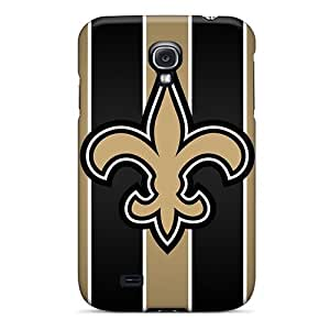 Hot Snap-on New Orleans Saints Hard Covers Cases/ Protective Cases For Galaxy S4