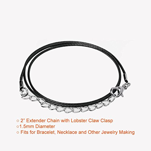 Buy jewelry leather cord clasp