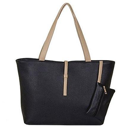 Amazon.com  1PCS Fashion Women s Classic Shoulder Bag Ladies Handbags  Spring Casual Tote female Bag  Clothing afb32135eb