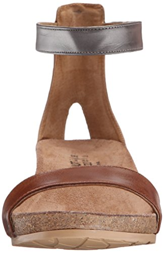 Wedge Maple Brown Pixie NAOT Sandal Women's Combo qw0IE7