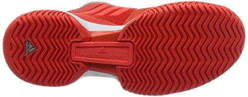 adidas By Stella Mccartney Barricade 2017, Zapatillas de Tenis para Mujer Naranja (Blaze Orange/ftw White/solar Red)