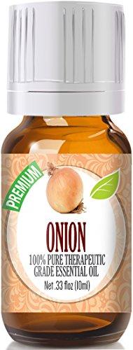 - Onion 100% Pure, Best Therapeutic Grade Essential Oil - 10ml
