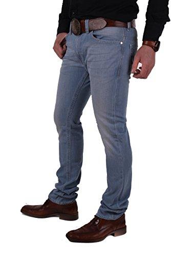 Diesel Jeans Pantaloni Uomo Thavar 0825Z 825Z Skinny
