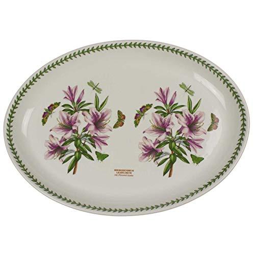 (Portmeirion Botanic Garden Turkey Platter )