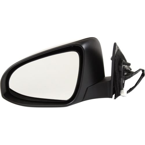 Perfect Fit Group TY144EL - Camry Mirror LH, Power, Non-Heated, Manual Folding, Paint To Match, L/ Le Models