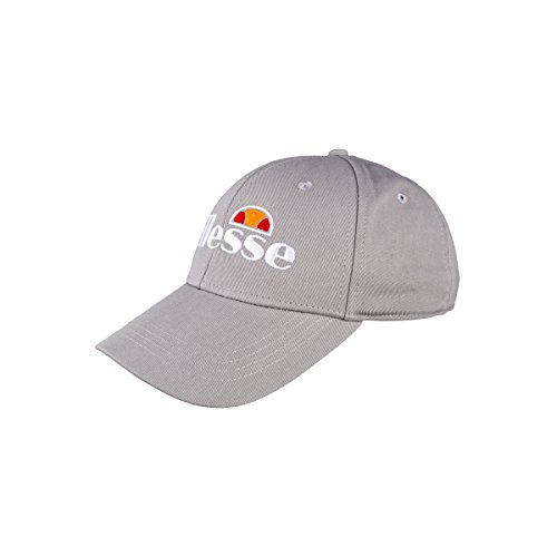Ellesse Sbaw0421 Gorra de Tenis, Unisex Adulto Light Grey