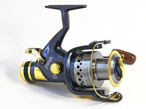 Baitrunner Feeder Carp 6000 / Spinning Reels 10+BB Front/Rear Drag