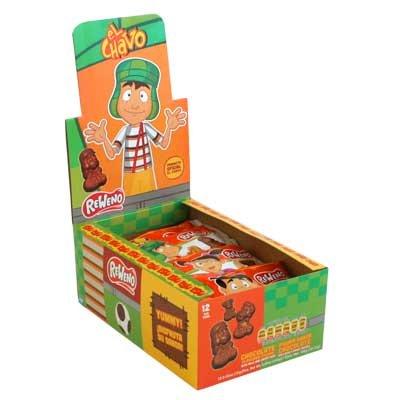 Chocolate El Chavo 12 pc
