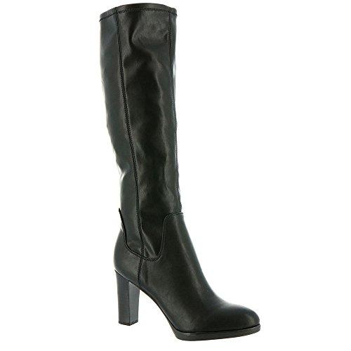 UPC 727681607389, Franco Sarto Women's Ilana Boot,Black Synthetic,US 6.5 M